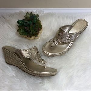 Jack Rogers | Marbella Espadrille Wedge Sandals
